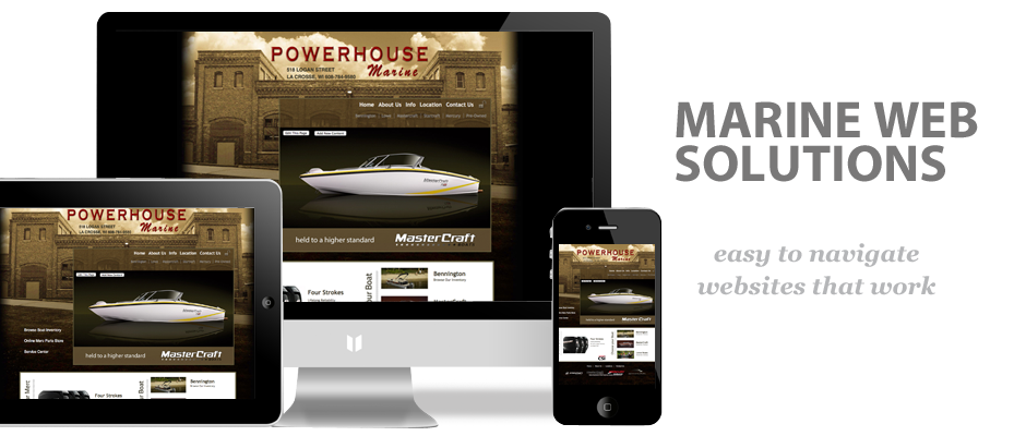 SiteDoneRite marine dealer websites that work